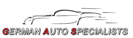 German Auto Specialists Logo