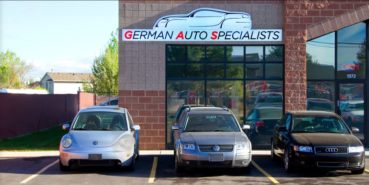 German Auto Specialists West Jordan UT Shop